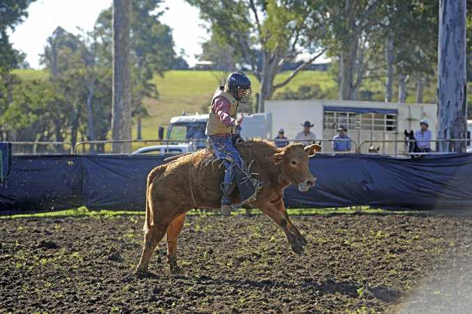Junior riders will show off their rodeo skills at the first junior rodeo stand-alone event hosted by the Australian Professional Rodeo Association at the Warwick Showgrounds this weekend.