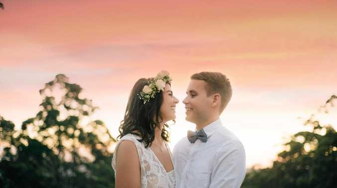 Sarah Lemon has married Nick Pratt.
