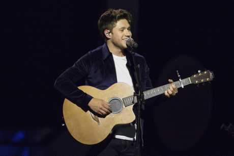 Niall Horan performs.