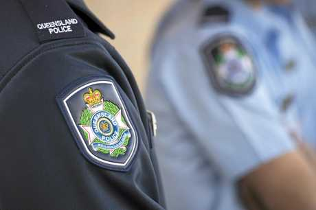 A south-east Queensland mother is in hiding after finding out in April that a police officer sent her former husband her address on an official Queensland Police Service document.