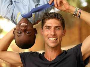 Using adventure to help African kids go to school