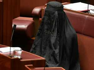 George Christensen calls for a national burqa ban in public