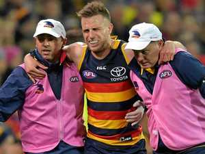Brodie Smith likely to miss Crows' tilt at grand final