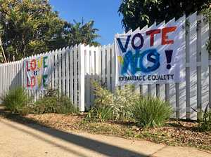 'Love is from God': Church on same-sex marriage vandalism