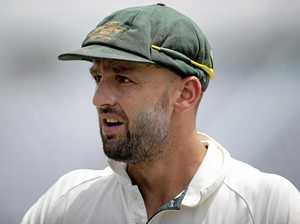 Nathan Lyon leads Australia to series-saving victory