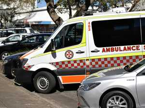 Ambulances called to Public Housing office