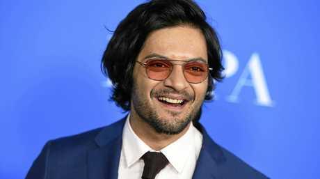Ali Fazal arrives at the Hollywood Foreign Press Association Grants Banquet.
