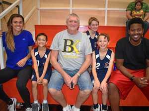Basketball carnival unites region