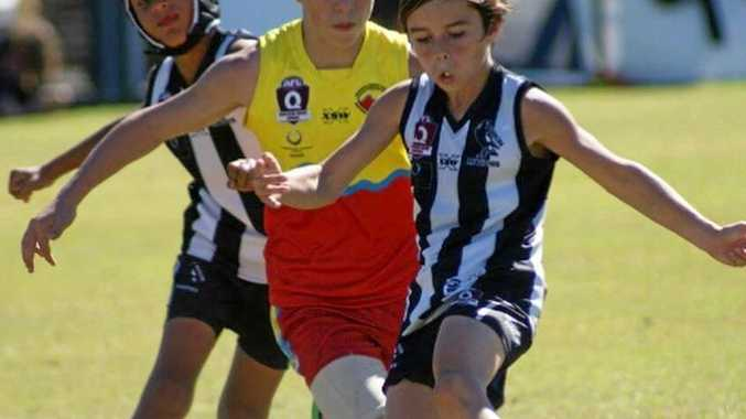 FUTURE AFL STARS: Champions of the future are playing in the Northern Rivers junior AFL grand finals on Sunday,