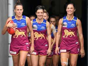 Lions in danger of losing AFLW stars
