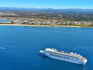 Sunshine Coast becoming the dreamboat of cruise tourism