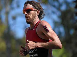 Dan's wary of his rivals in Ironman 70.3 Sunshine Coast