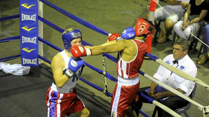 POWER PLAY: Live boxing will return to the Clarence Valley next weekend as the Grafton Amateur Boxing Club hosts a live fight night at the Clarence River Jockey Club.