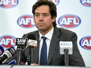 AFL boss' warning for grand final headliners