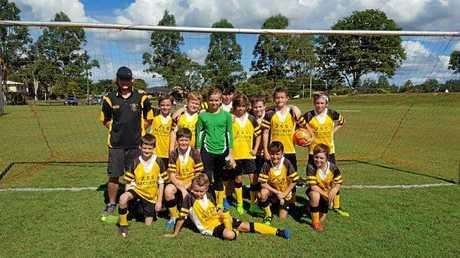 Westlawn Tigers under 12s.