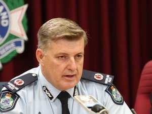 CCC investigating top cop over Morcombe misconduct claims