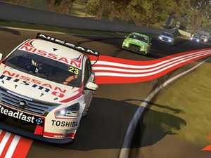 Supercars, Xbox One in search for Australia's fastest gamers