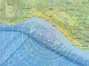 Major quake could trigger tsunami