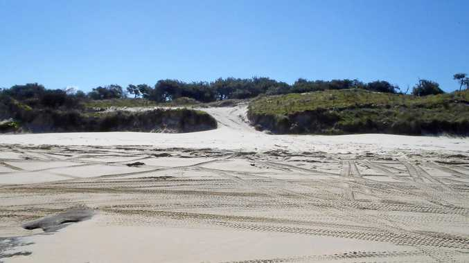 The Office of Environment and Heritage, and National Parks and Wildlife, are sick of 4WD users damaging sand dunes.