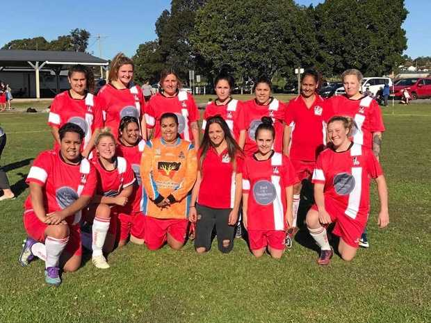 MAJOS WOMEN 2ND DIVISION