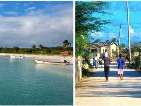 Island of Barbuda 'totally demolished' by Hurricane Irma