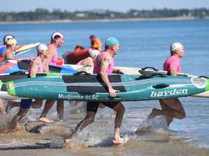 Hervey Bay Masters Surf Carnival