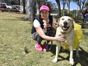 Toowoomba 'out of shadows' for suicide prevention