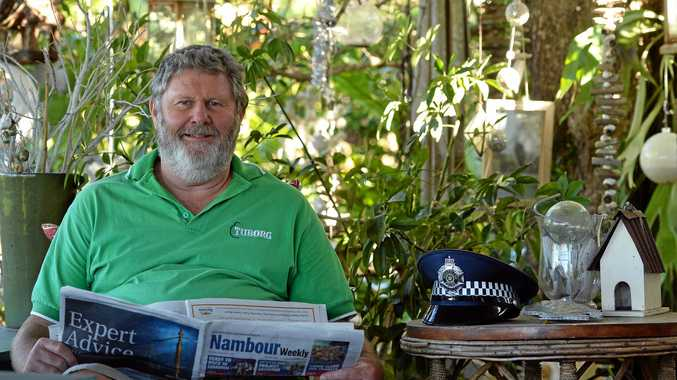 Senior Constable Kelvyn Grant has retired after nearly 41 years on the police force.