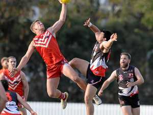 Swans soar to three-peat with 89-point win over BITS