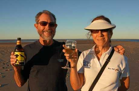 Tony and Denyse Allsop spend a lot of time on the road.