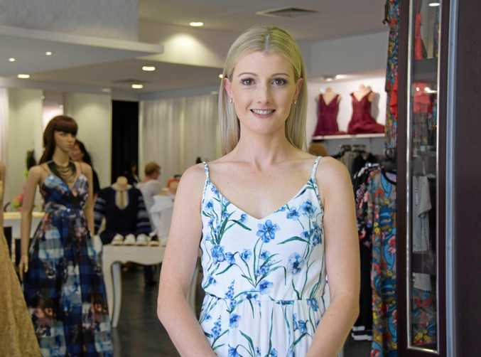 Mary-Louise Keyworth won the East Street Envy competition after supporting a sweep of local businesses in the heart of Rockhampton.