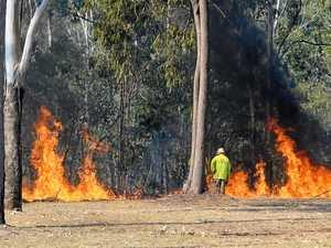 Authorities warn Ipswich of 'perfect firestorm' conditions