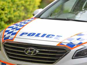 Qld Police rammed by suspects 'armed with stolen rifles'