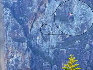 Climbers spent tense night clinging to mountain crevice