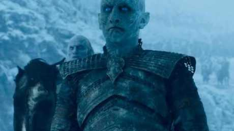 The Night King is hellbent on reaching Westeros.
