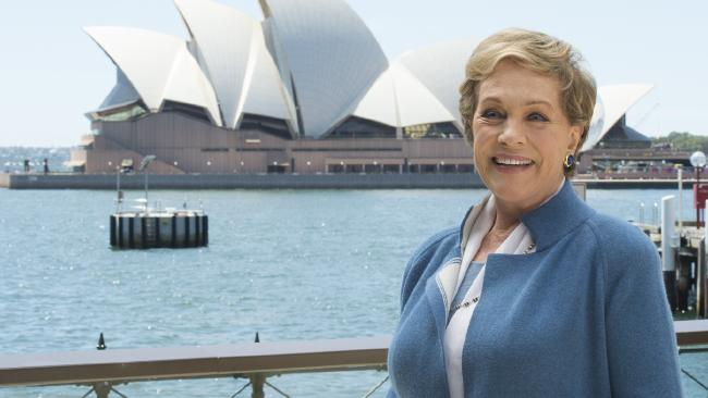 Julie Andrews is returning to Sydney for another run of My Fair Lady.