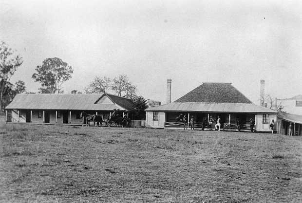 Burnett Inn, Nanango.