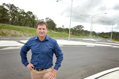 Llew O'Brien Federal Member for Wide Bay.