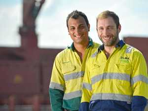 'Gladstone accepts us': Tradie speaks out on gay marriage