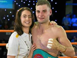 Toowoomba boxer defends national title