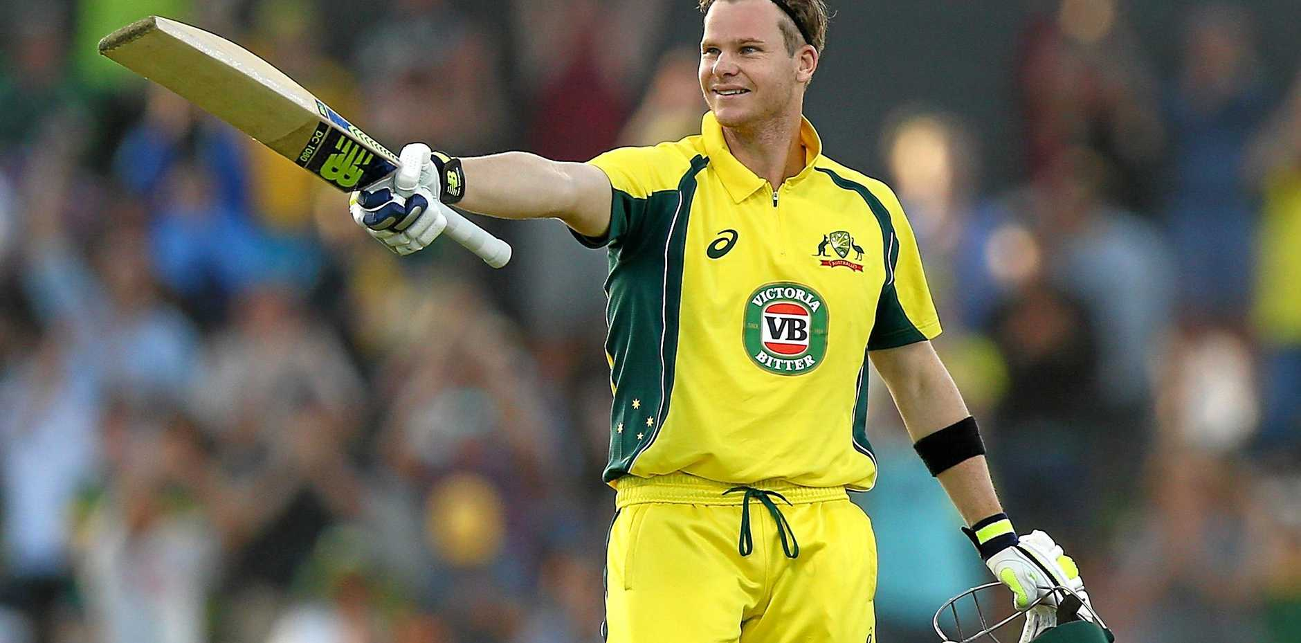 Steve Smith says a one-day series against India will not affect the build-up to the Ashes.