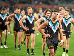 David Koch slams Port Adelaide ... again: 'We all know we blew it'