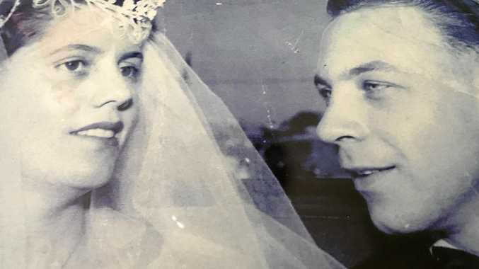 IN LOVE: Pat and Ray McMullen are celebrating 60 years of marriage this month.