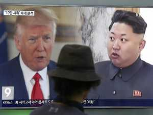 US 'plans to occupy North Korea'