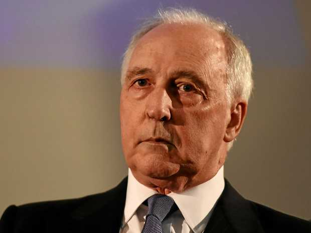 Former prime minister Paul Keating is about to visit Ipswich.