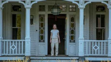 The haunted house steals the show in Darren Aronofsky's Mother!