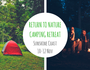 Relax, unwind, learn new skills, meet new people, eat great food... all at this amazing nature getaway for teens and adults!