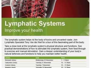 Lymphatic Systems Improve your health