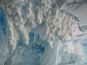 Is there life beneath the ice? Antarctica's mysterious caves