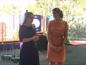 Minister for Education Kate Jones announces PELD program